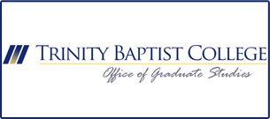 Trinity Baptist College Graduate Program
